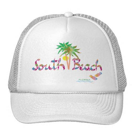 Playa del sur feliz, FL Gorros