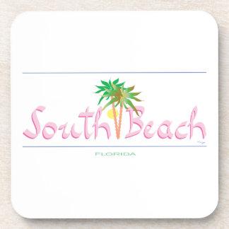 Playa del sur, FL Posavasos De Bebida