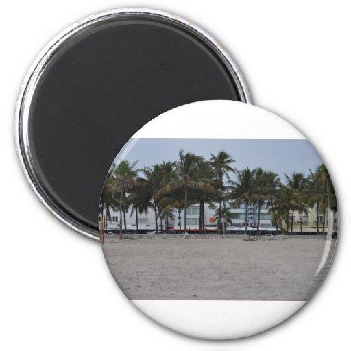 Playa del sur imanes