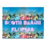 PLAYA DEL SUR, la Florida Postales