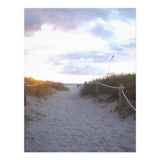 Playa del sur membrete