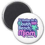 Playa del sur Miami Imán