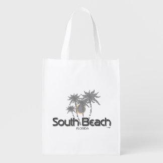 Playa del sur, Miami, la Florida Bolsa De La Compra