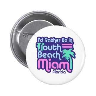 Playa del sur Miami Pins