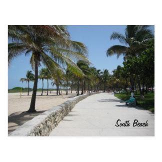 Playa del sur postales