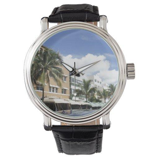 Playa del sur reloj