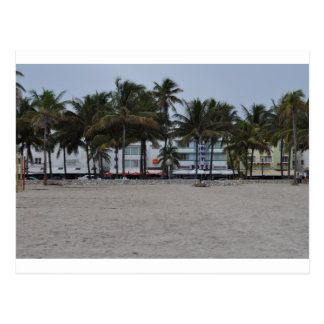 Playa del sur postal