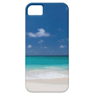 Playa del verano iPhone 5 Case-Mate protectores