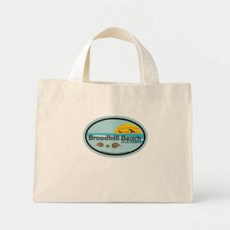 Playa Delaware de Broadkill Bolsa Tela Pequeña