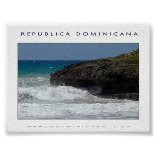 Playa Dominicana Posters