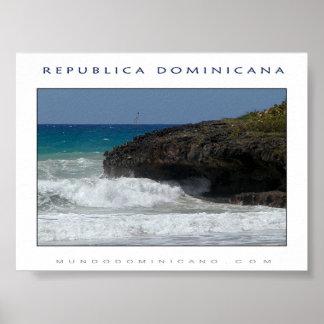 Playa Dominicana Poster