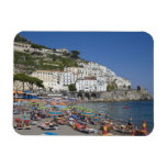 Playa en Amalfi, Campania, Italia Iman Rectangular