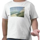 Playa en Bas Butin, Honfleur, 1886 Camisetas