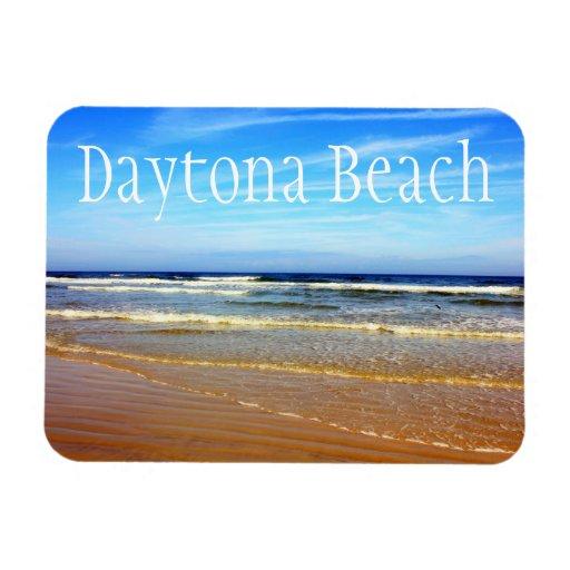 Playa en Daytona Beach, imán de la Florida