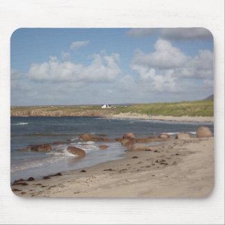 Playa en Donegal, Irlanda Alfombrillas De Ratón