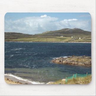 Playa en Donegal, Irlanda Tapete De Ratón