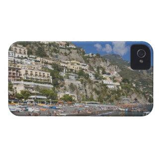 Playa en Positano, Campania, Italia