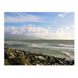 Playa en Strandhill Tarjetas Postales