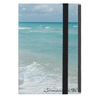 Playa extrema de la relajación iPad mini coberturas
