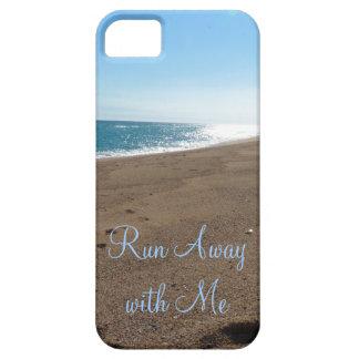 Playa funcionada con lejos conmigo cita iPhone 5 protector