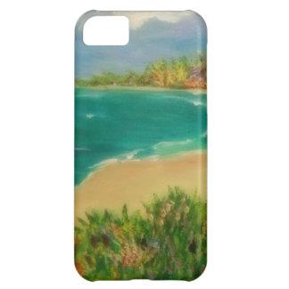 playa, funda para iPhone 5C