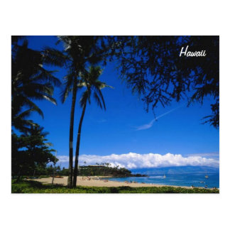 Playa hawaiana postal