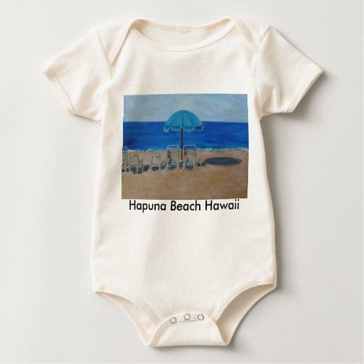 Playa Hawaii de Hapuna Mameluco