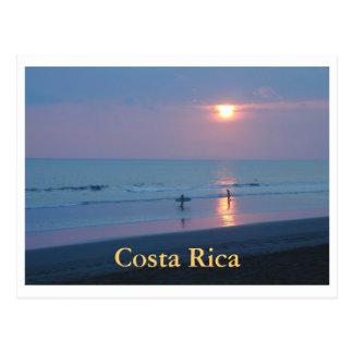 Playa Hermosa, Costa Rica Tarjeta Postal