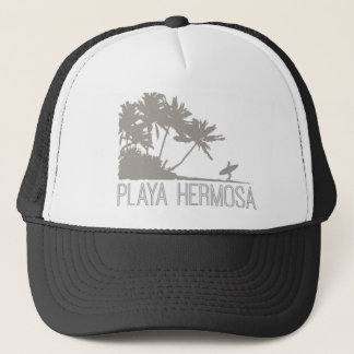 Playa Hermosa Surf Costa Rica Trucker Hat