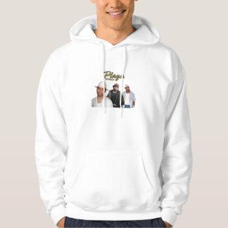 Playa Hooded Pullovers