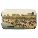 Playa I, Essex, Inglaterra del Clacton-en-Mar iPhone 3 Tough Coberturas