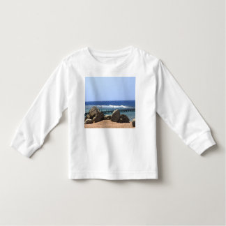 Playa ideal en el Mar Rojo Playera