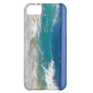 Playa III de Bodyboarding Sandy Funda Para iPhone 5C