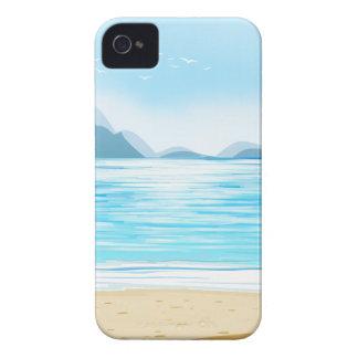 Playa iPhone 4 Funda