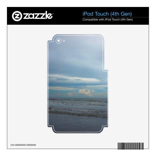 Playa iPod Touch 4G Skins