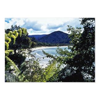 Playa, isla de Stewart Anuncio