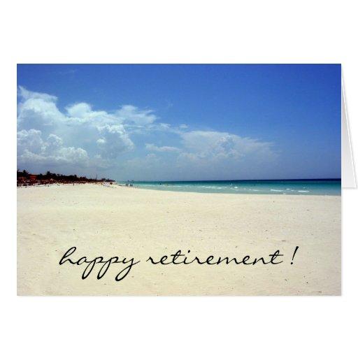 playa jubilada felicitaciones