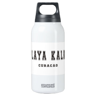 Playa Kalki Curacao 10 Oz Insulated SIGG Thermos Water Bottle