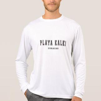 Playa Kalki Curacao Tee Shirt