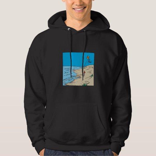 Playa Kiting Sudaderas