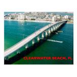 PLAYA LA FLORIDA DE CLEARWATER POSTAL