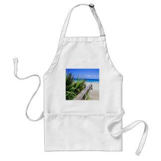 Playa la Florida de Juno Delantal