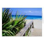 Playa la Florida de Juno Felicitacion