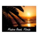 Playa la Florida de Madeira Tarjetas Postales