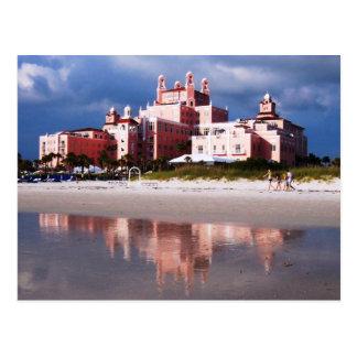 Playa la Florida del St Pete Postales