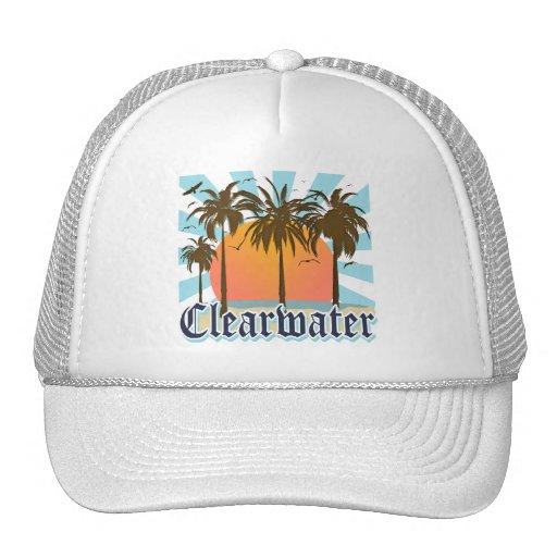 Playa la Florida FLA de Clearwater Gorras