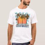 Playa la Florida FLA de Clearwater Playera