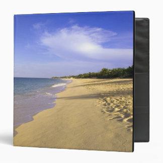 """Playa larga de la bahía de Baie Longue, San Martín Carpeta 1 1/2"""""""