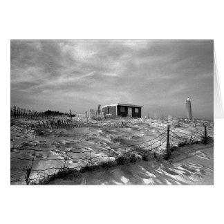 Playa Long Island Nueva York de Jones Tarjetas