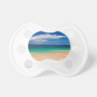 Playa Makena Maui Hawaii Chupetes De Bebe